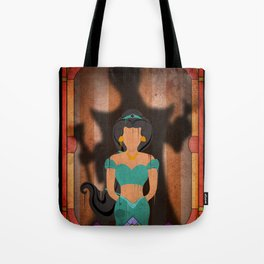 Shadow Collection, Series 1 - Lamp Tote Bag
