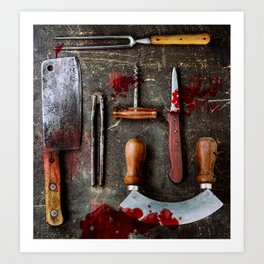 All Options Are On The Table. Art Print