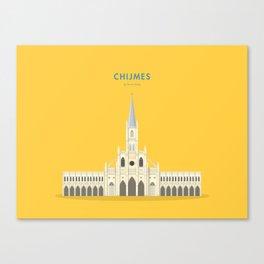 CHIJMES, Singapore [Building Singapore] Canvas Print