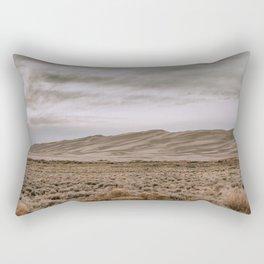 Great Sand Dunes National Park II Rectangular Pillow