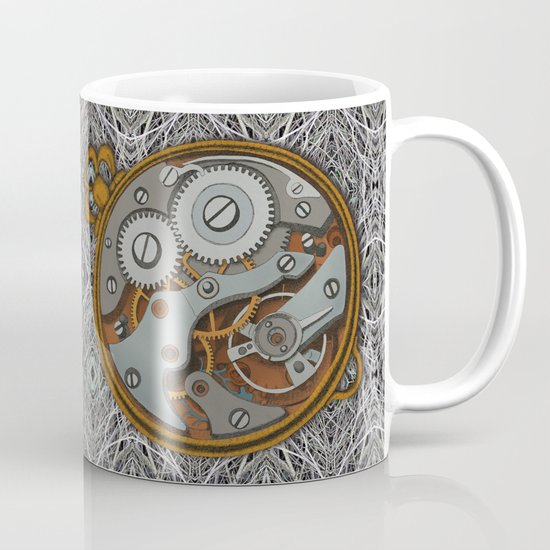 Pieces of Time Coffee Mug
