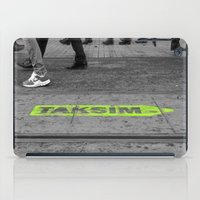 street iPad Cases featuring street by habish