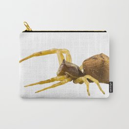 Goldenrod crab spider species Misumena vatia Carry-All Pouch