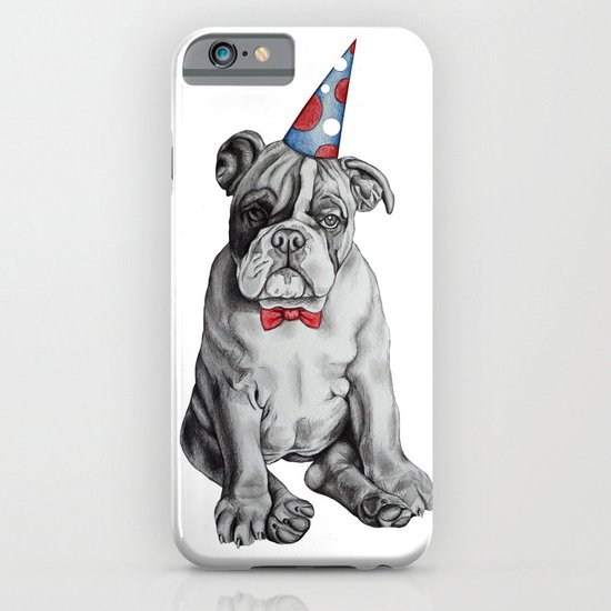 Party Dog iPhone & iPod Case