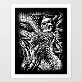 ROTFIELD Art Print