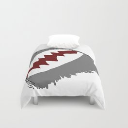 am i scary yet? Duvet Cover