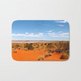 Outback Saltflats Bath Mat