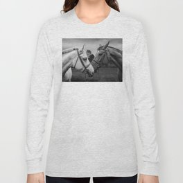 Horses of Instagram II Long Sleeve T-shirt