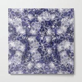 Floral Wish Metal Print