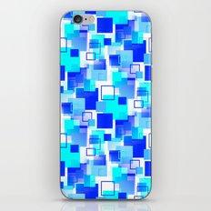 Rhapsody in Blue iPhone & iPod Skin