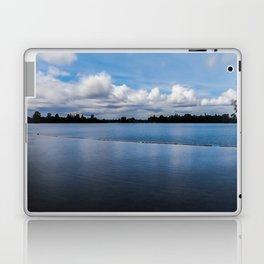 One dredging lake in Germany Laptop & iPad Skin