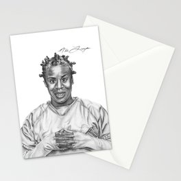 Crazy Eyes from OITNB Stationery Cards