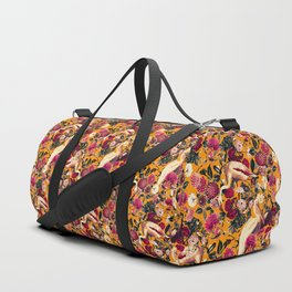 FLORAL AND BIRDS XVI Duffle Bag