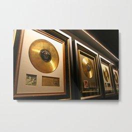 Graceland - Elvis Metal Print