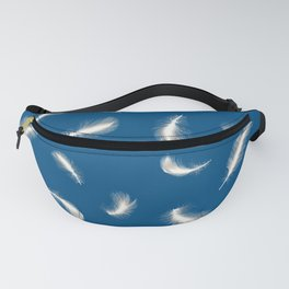 Feathers I Fanny Pack