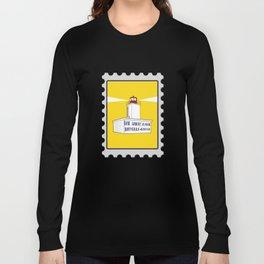 Cape St. Marie Long Sleeve T-shirt