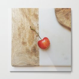 Rainier Cherry - CSA Series Metal Print