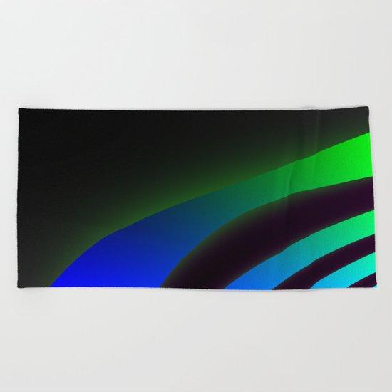 Abstract III Beach Towel