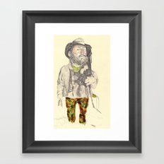 The Troll Hunter Framed Art Print