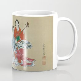 Three Beauties Coffee Mug