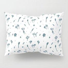 Spring Picking (emerald) Pillow Sham