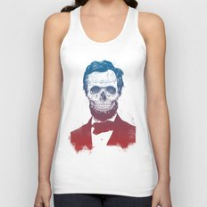 Dead Lincoln Unisex Tank Top