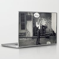 hipster Laptop & iPad Skins featuring Hipster by Stephan Parylak