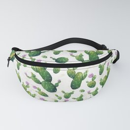Cactus pattern Fanny Pack