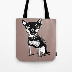 cute dog Tote Bag