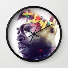 J Dilla (2/7/74 - 2/10/06) Wall Clock