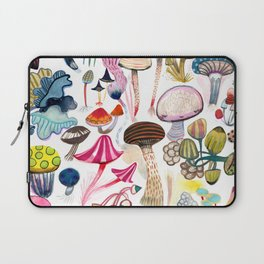 Mushroom Collection - b r i g h t s Laptop Sleeve