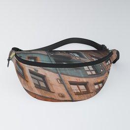 Hundertwasser museum Fanny Pack