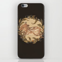 Living Fossil iPhone Skin