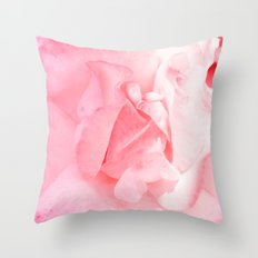 Bulgarian Rose I Throw Pillow