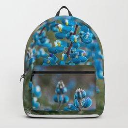 Resurrection Blue Backpack