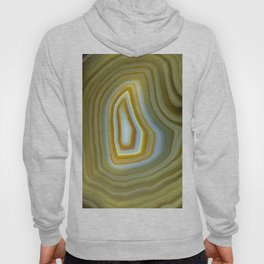 The world of gems - yellow agate Hoody