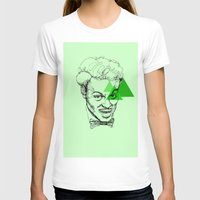 chuck T-shirts featuring Chuck Berry by mr.defeo