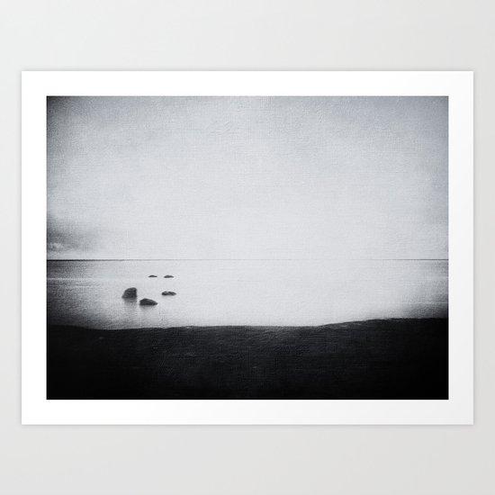 The Distance Between Us Art Print