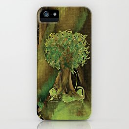 The Fortune Tree #4 iPhone Case