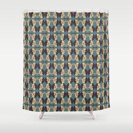 Som Antigo I Shower Curtain