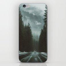 Wanderlust Is In My Blood iPhone Skin