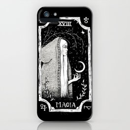 Magia iPhone Case