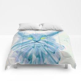 The Snow Queen's Cat Comforters