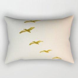 Updraft #2 Rectangular Pillow