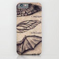 Fearow Charizard Scyther iPhone 6s Slim Case