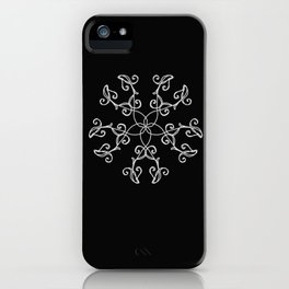 Five Pointed Star Series #5 iPhone Case