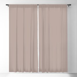 Mauve Rose Pink Solid Color Pairs with Sherwin Williams Mantra 2020 Forecast colors Glamour SW6031 Blackout Curtain