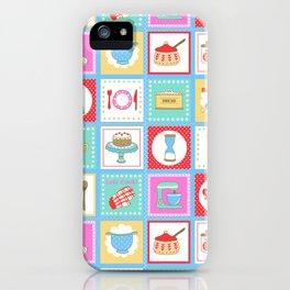 Kitchenalia iPhone Case