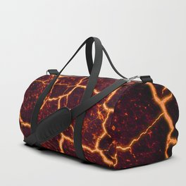 Lava Rocks Duffle Bag