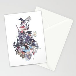 Tiny and Mighty Stationery Cards